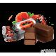 Рошен цукерки Червоний Мак 1кг Солодощі