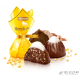Рошен цукерки Монблан шоколад з сезамом 0,5 кг Солодощі