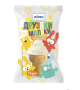 Морозиво Лімо Друзяки-Маляки з ароматом ванілі в стаканчику 57 г