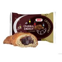 TONIYA Круасан Chokko Energy  з шоколадом 33 шт, 1,32 кг Солодощі
