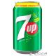 Напій газований 7up 0,33л Напої
