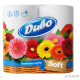 Папір туалетний Диво Soft 2шари 8 шт 150відривів Господарські товари