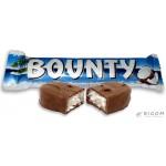 Батончик Bounty  в молочно-шоколадній глазурі з кокосовою начинкою 57г Солодощі