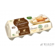 Яйця Квочка Домашні С0 10 шт Молочні продукти