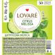 Чай ТМ Lovare Цитрусова меліса 50 пакетиків Чай, кава, какао