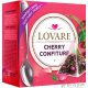 Чай Lovare Cherry Confiture в пірамідках 15*2 г Чай, кава, какао