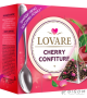 Чай Lovare Cherry Confiture в пірамідках 15*2 г