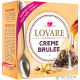 Чай Lovare Creme Brulee в пірамідках 15*2 г Чай, кава, какао