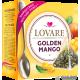 Чай Lovare Golden Mango в пірамідках 15*2 г Чай, кава, какао