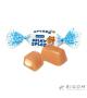 Рошен цукерки Ірис Milky Splash з молочною начинкою 1кг